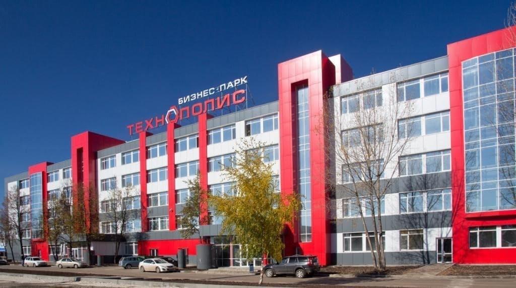 Бизнес Парк Технополис Милар